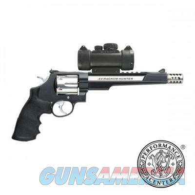 "SMITH & WESSON MOD 629 HTR 44MAG 7.5"" PC 170318  Guns > Pistols > Smith & Wesson Revolvers > Full Frame Revolver"