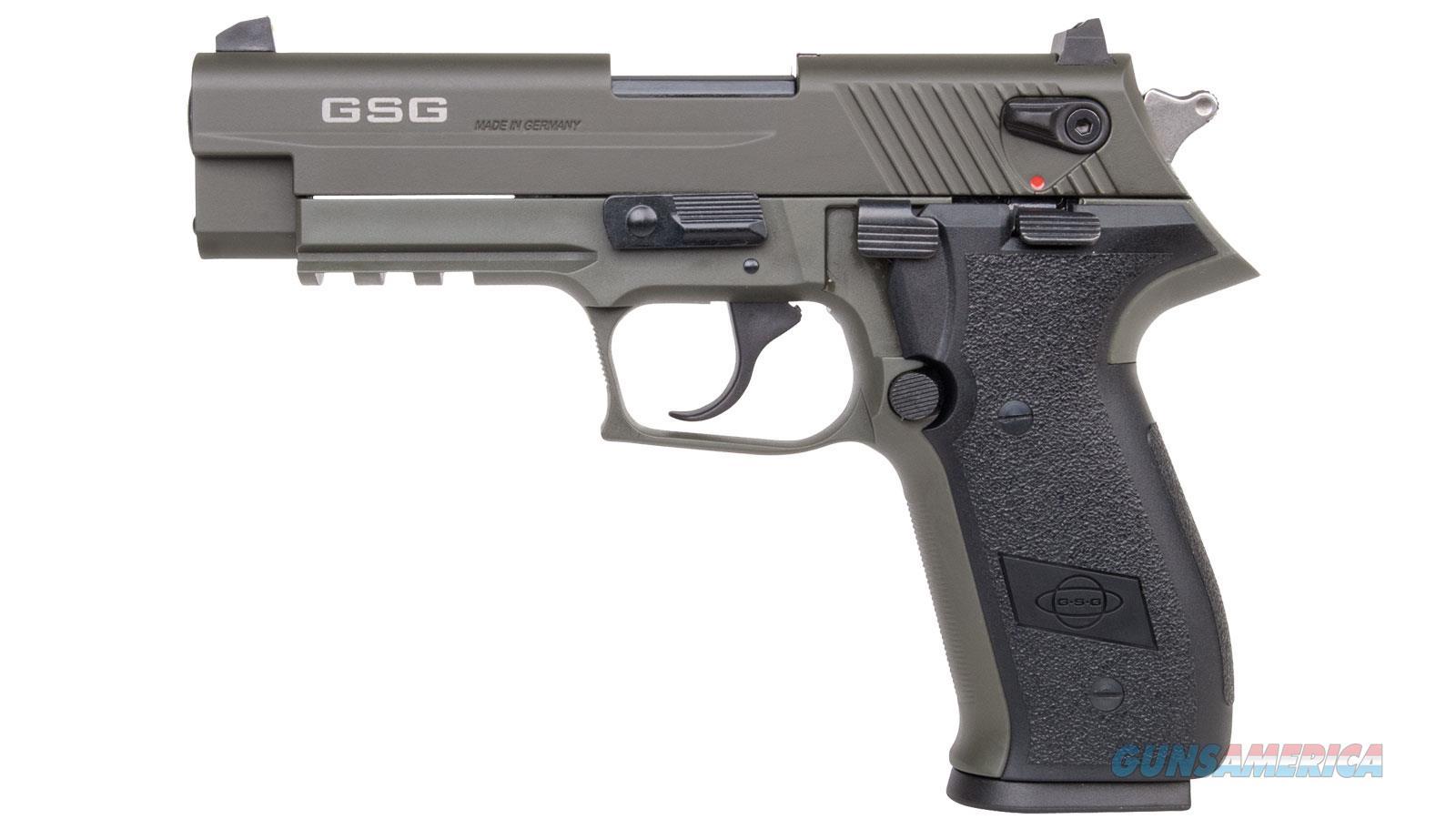 German Sport Gsg Firefly Hga 22Lr 4 Grn 10Rd GERG2210FFG  Guns > Pistols > A Misc Pistols