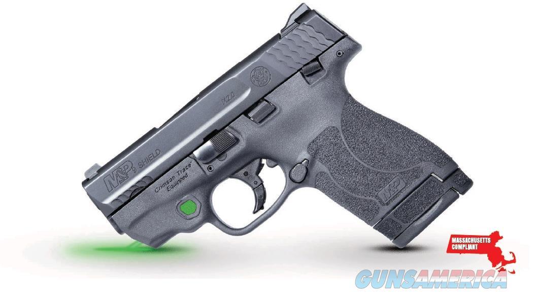M&Amp;P9 Shield M2.0 9Mm Gn Lsr Ma 12469  Guns > Pistols > S Misc Pistols