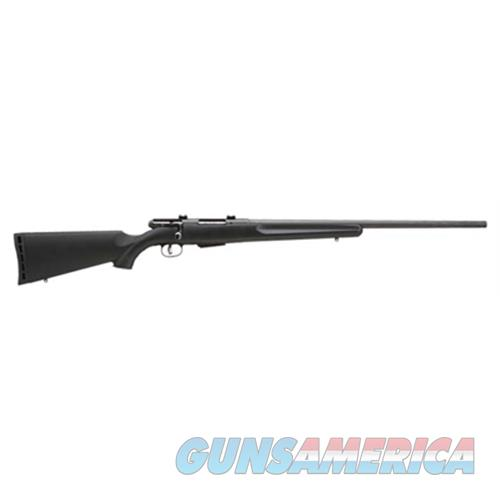 "Savage Arms 25 Walking Varminter .22Horn 22"" Acu-Tgr Bl/Blk Syn 19153  Guns > Rifles > S Misc Rifles"