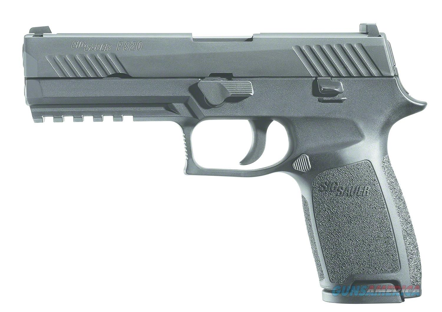 SIG SAUER P320 40CAL 14RD POLY NS 320F-40-BSS  Guns > Pistols > Sig - Sauer/Sigarms Pistols > Other