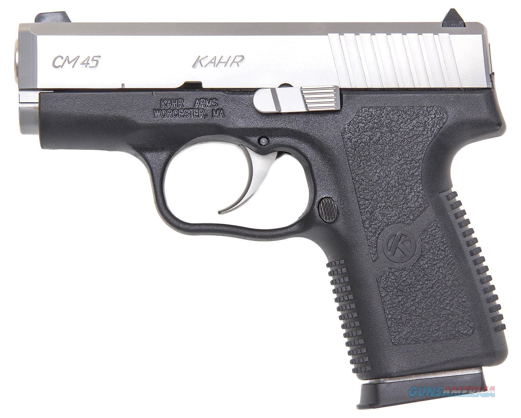 """Kahr Arms Cm45 45Acp 3.14"""" Ss/Mat CM4543  Guns > Pistols > K Misc Pistols"""
