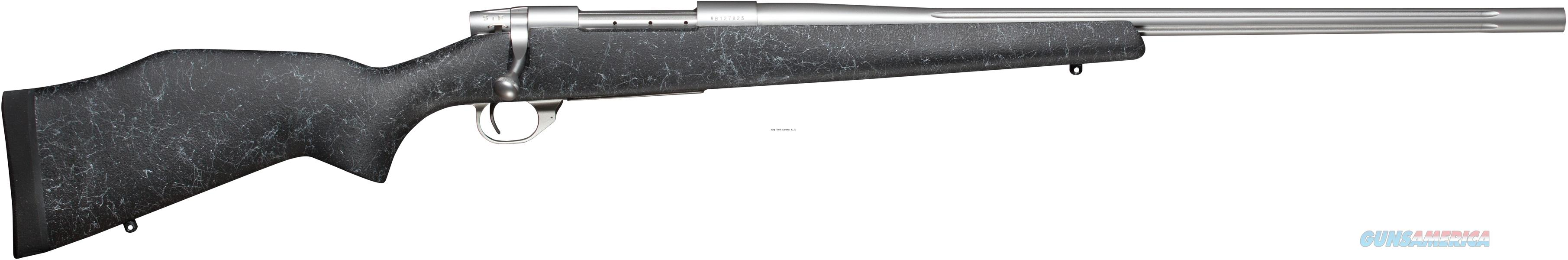 Weatherby Vanguard 257Wby 26 Accuguard Ss #3 Fluted VCC257WR6O  Guns > Rifles > W Misc Rifles