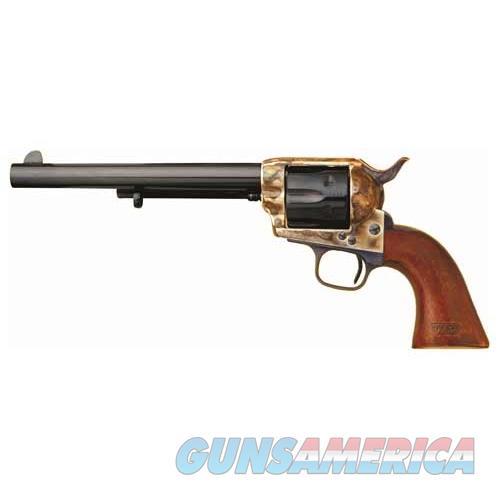 "Cimarron Firearms 7Th Cavalry .45Lc Fs 7.5"" Cc/Blued Walnut PP514M00  Guns > Pistols > C Misc Pistols"