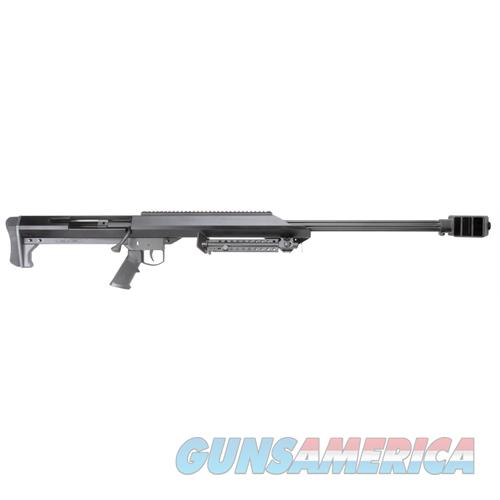 "Barrett 13305 Tactical Rifle M99 Bolt Action 50 Browning Machine Gun (Bmg) 29"" 1 Fixed Blk Stk Blk Hard Coat Anodized 13305  Guns > Rifles > B Misc Rifles"