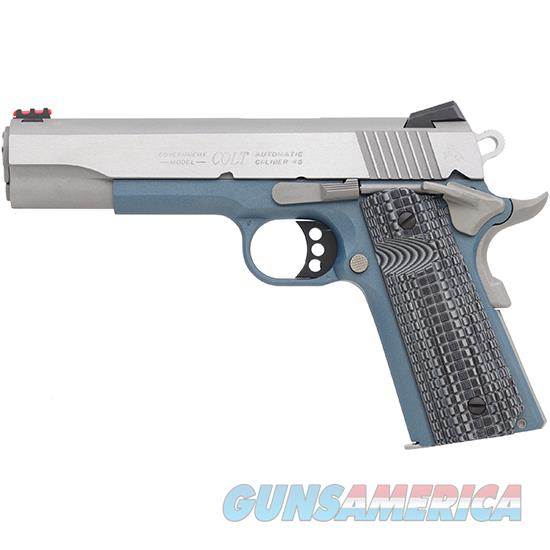 "Colt's Government Comp Govt 45Acp 5"" S/Bt   8Rd O1070CCS-BT  Guns > Pistols > C Misc Pistols"
