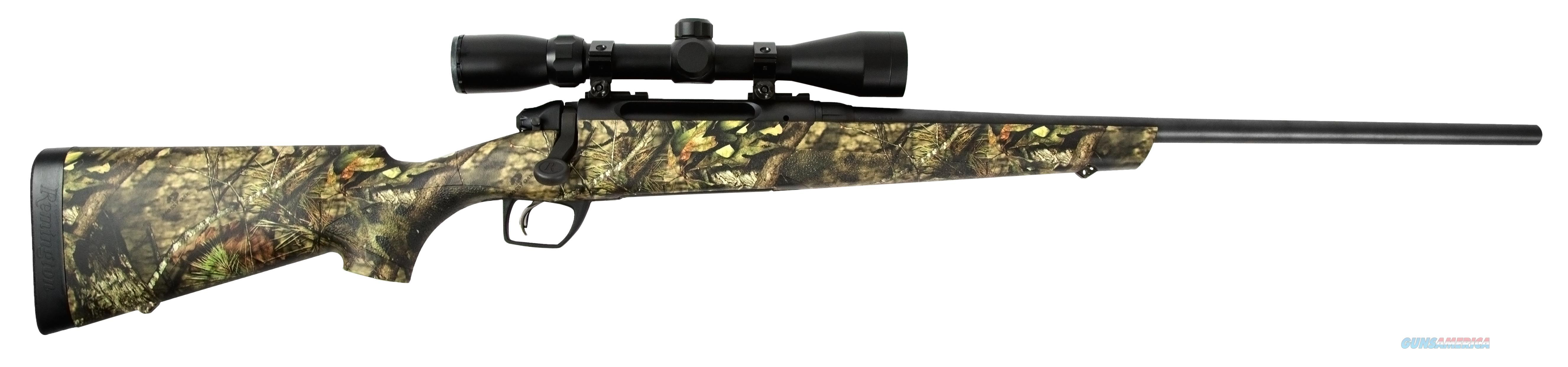 "Remington Firearms 85751 783 With Scope Bolt 243 Winchester 22"" 4+1 Synthetic Mossy Oak Break-Up Country Stk Blued 85751  Guns > Rifles > R Misc Rifles"