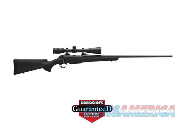 BROWNING AB3 SCOPE COMBO 035806226  Guns > Rifles > Browning Rifles > Bolt Action > Hunting > Blue