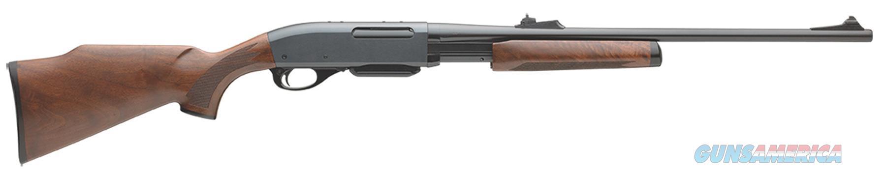 """Remington Firearms 24657 7600 Standard Pump 30-06 Springfield 22"""" 4+1 Walnut Stk Blued 24657  Guns > Rifles > R Misc Rifles"""