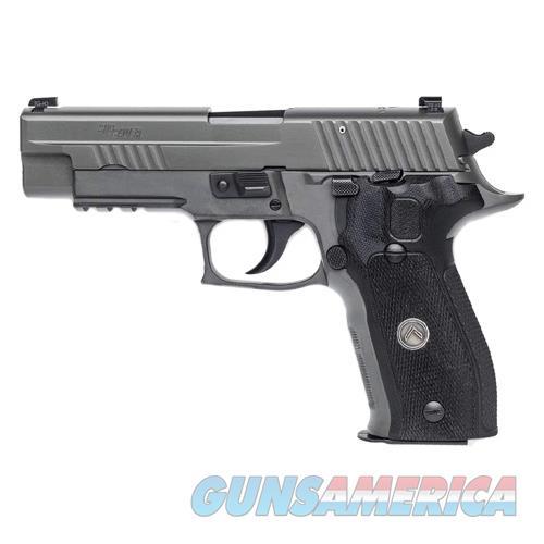 "Sig Sauer P226 Legion 9Mm Luger 4.4"" Xray3 Day/Night Sgt Gray 10-Sh 226R-9-LEGION  Guns > Pistols > S Misc Pistols"