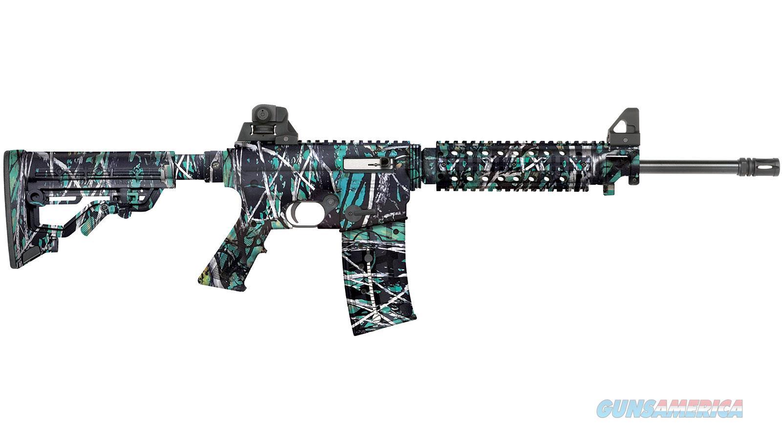 """Mossberg 715T 22Lr 16.5"""" 25Rd 37244  Guns > Rifles > MN Misc Rifles"""
