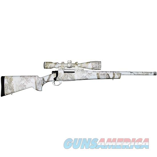 Legacy Sports Howa Snowking Combo 223Rem 24 Tb Hb 4-16X44 HGK70207SNW  Guns > Rifles > L Misc Rifles