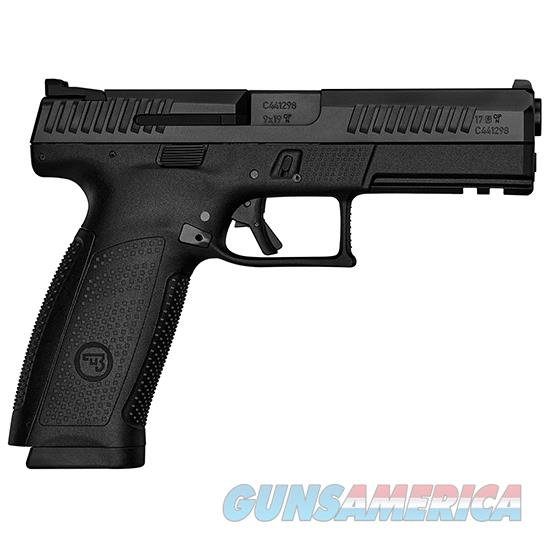 Cz Usa P-10 F 9Mm 4.5 19Rd Reversible Mag Release 91540  Guns > Pistols > C Misc Pistols