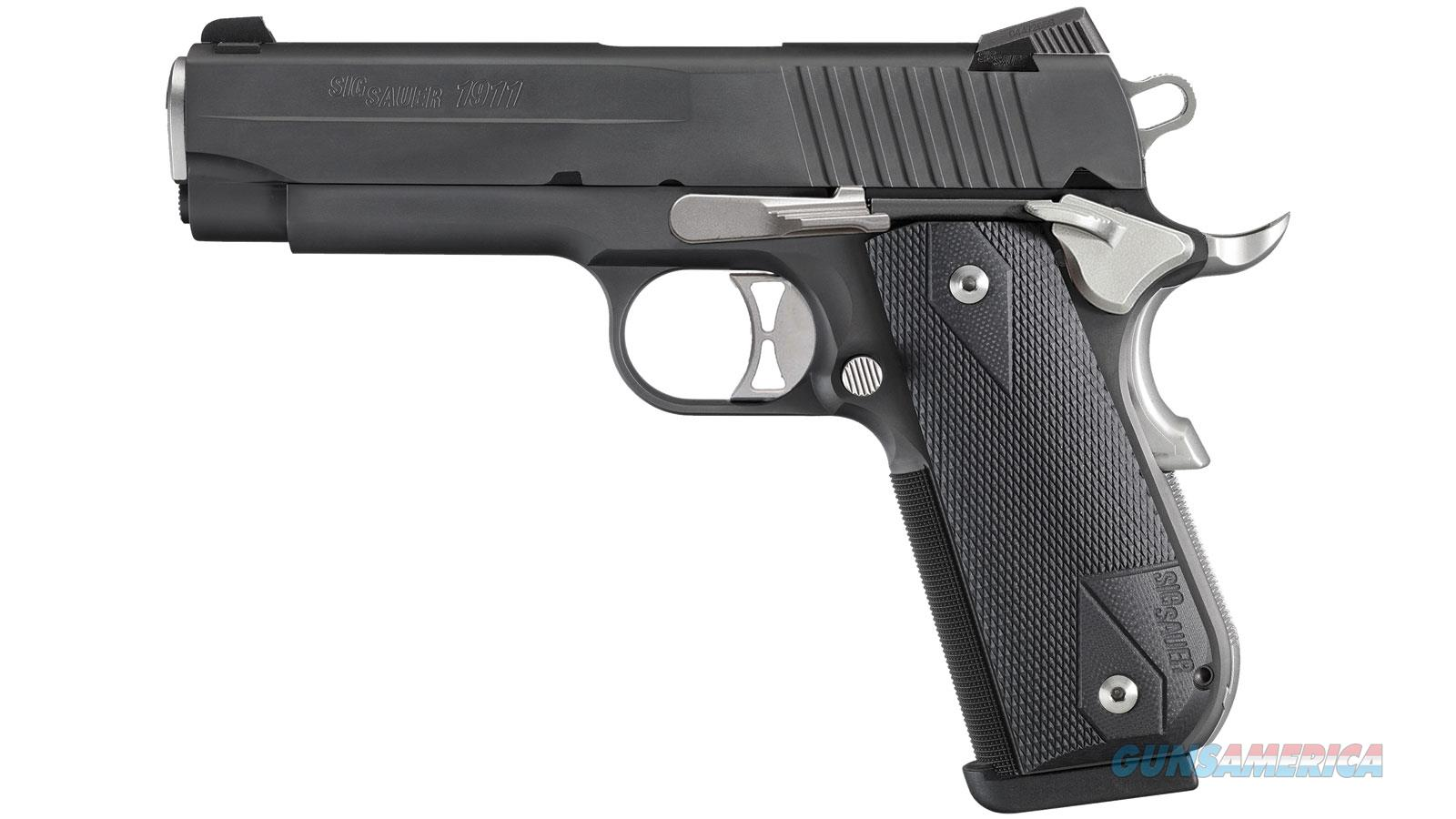 "Sig Sauer 1911 Nightmare 357Sig 4.2"" 1911FCA-357-NMR  Guns > Pistols > S Misc Pistols"