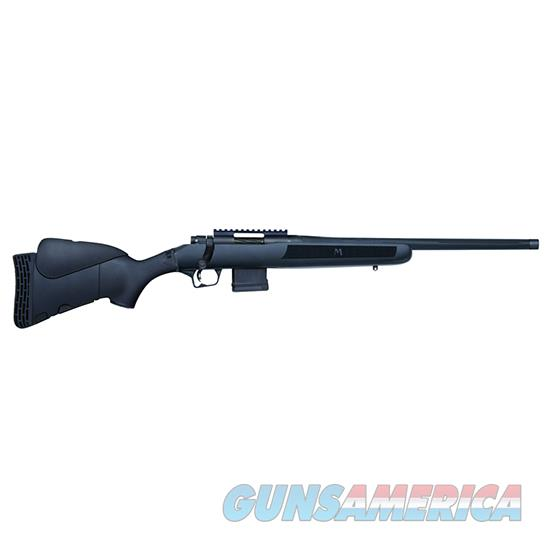 Mossberg Mvp Flex 5.56 18.5 Thrd Fixed Stock Blued 27979  Guns > Rifles > MN Misc Rifles