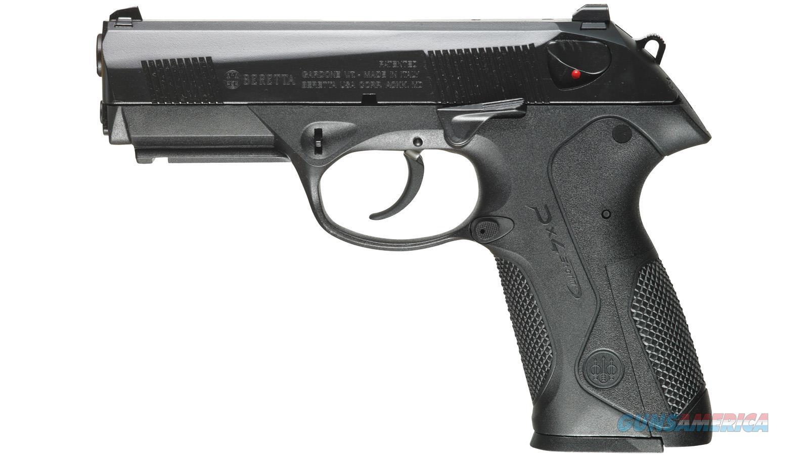 Beretta Px4 Storm Type F Fs (Ca) 9Mm 10 Rds JXF9F20CA  Guns > Pistols > B Misc Pistols