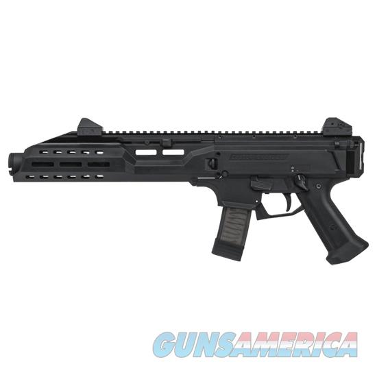 Cz Usa Scorpion Evo 3 S1 9Mm 7.7 Thrd W/ Flash Can 91353  Guns > Pistols > C Misc Pistols