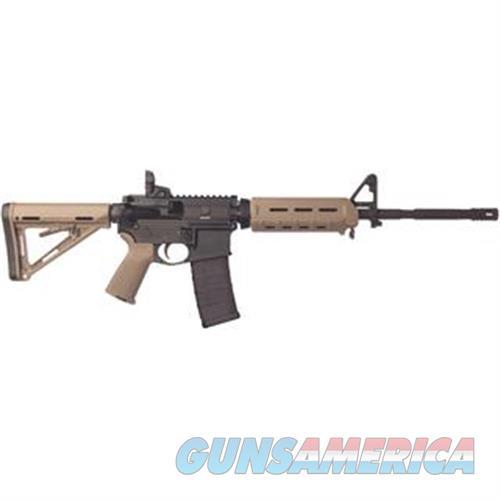Bushmaster Moe M4 223Rem 16 Fde Mbus Sights Tele 30Rd 90687  Guns > Rifles > B Misc Rifles