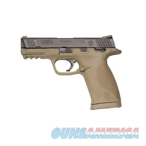 "Smith & Wesson M&P 45Acp 4"" 8Rd Erth-Ambid 109158  Guns > Pistols > S Misc Pistols"