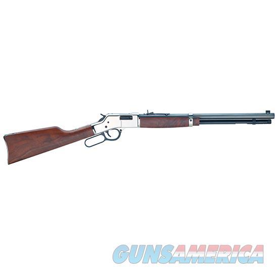 Henry Big Boy Silver 44Mag 44Spl 20 Oct H006S  Guns > Rifles > H Misc Rifles