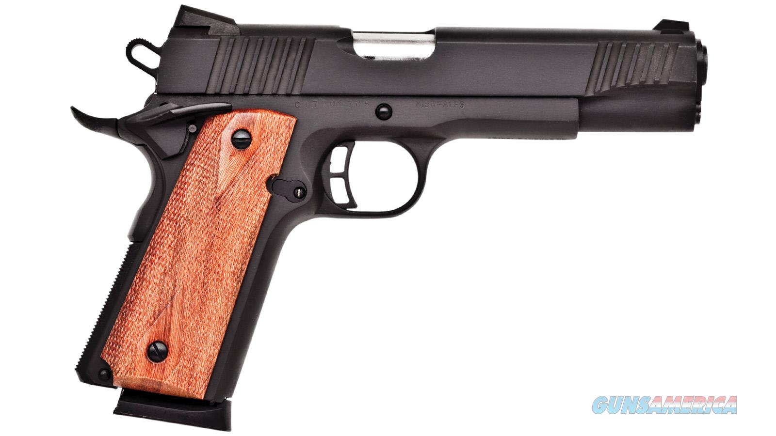 Legacy Sports Citadel 1911 9Mm Blued CIT9MMFSP  Guns > Pistols > L Misc Pistols