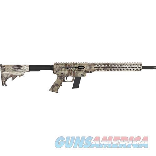 """Just Right Carbines Rifle Gen3 9Mm 17"""" Bbl. Keymod 17Rd Glock Mag Kryptek JRC9G3-TB/KH  Guns > Rifles > IJ Misc Rifles"""