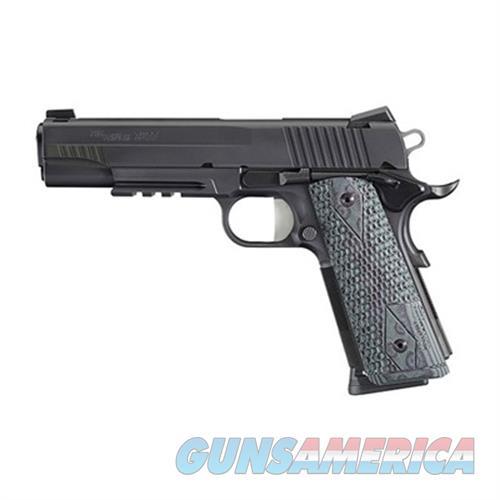 Sig 1911 Extreme, 45Acp 1911R-45-XTM-BLKGRY  Guns > Pistols > S Misc Pistols