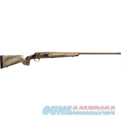 "Browning X-Bolt Hell's Canyon Lr 6Mm Creedmore 26"" Bronze/Au 035395291  Guns > Rifles > B Misc Rifles"