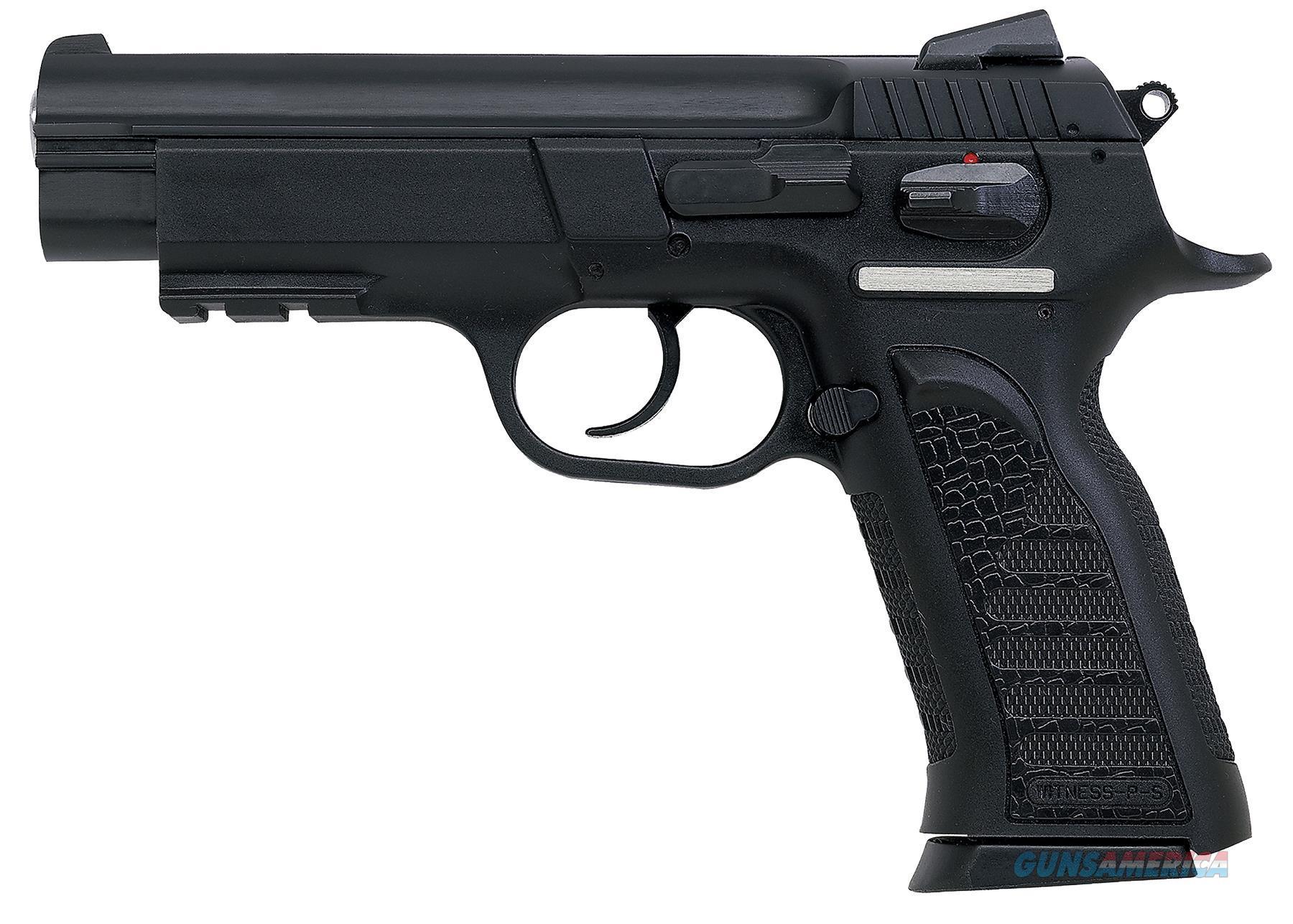 """Eaa 999103 Witness Polymer Full Size 40 S&W 4.5"""" 14+1 Poly Grip/Frame Blk 999103  Guns > Pistols > E Misc Pistols"""