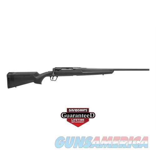 "Savage Arms Axis 6.5 Creedmoor 22"" Matte Blued/Black Syn Ergo Stk 57236  Guns > Rifles > S Misc Rifles"