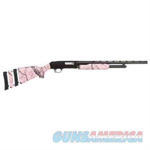 Mossberg 500 Super Bantam 20Ga 22 Pink Marble 54147  Guns > Shotguns > MN Misc Shotguns