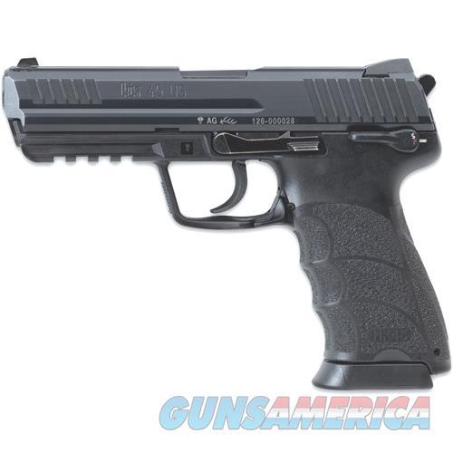 """Heckler & Koch Hk45 V1 Da/Sa .45Acp 4.46"""" Bbl Ns 3-10Rd Black 745001LEA5  Guns > Pistols > H Misc Pistols"""