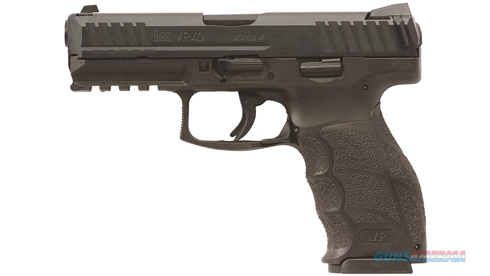 """Heckler & Koch Vp40 40Sw 4.1"""" 10Rd 700040-A5  Guns > Pistols > H Misc Pistols"""