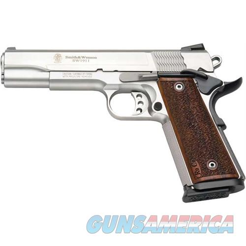 """Smith & Wesson 1911 9Mm 5"""" Pro Series 10Rd 178017  Guns > Pistols > S Misc Pistols"""
