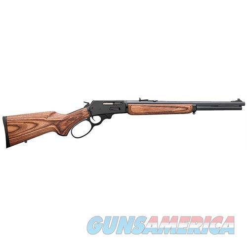 "Marlin 70502 336 Big Loop Lever 30-30 Win 18.5"" 6+1 Laminate Brown Stk Blued 70502  Guns > Rifles > MN Misc Rifles"