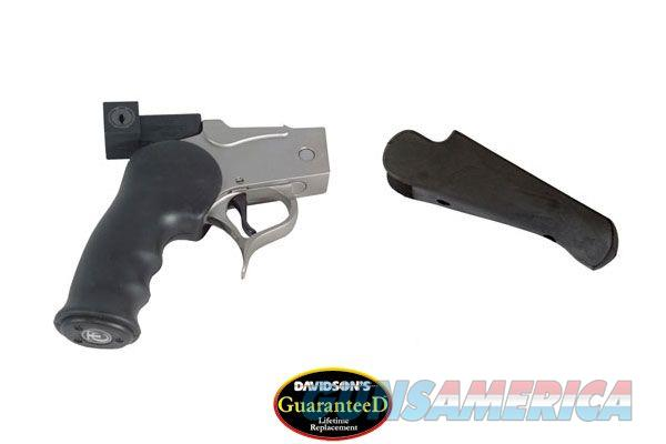 Thompson Center Encore Pistol Frame Assy. Pro Hunter Ss/Black Rubber 08151876  Guns > Pistols > TU Misc Pistols
