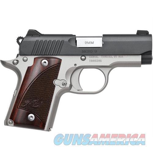 Various Mfg 9Mm Micro 9 2-Tone KIM3300099  Guns > Pistols > K Misc Pistols