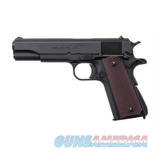 Auto-Ordnance 1911A1 Gi Specs 45Acp 4.25 Blk Plastic Grips 1911BKOC  Guns > Pistols > A Misc Pistols