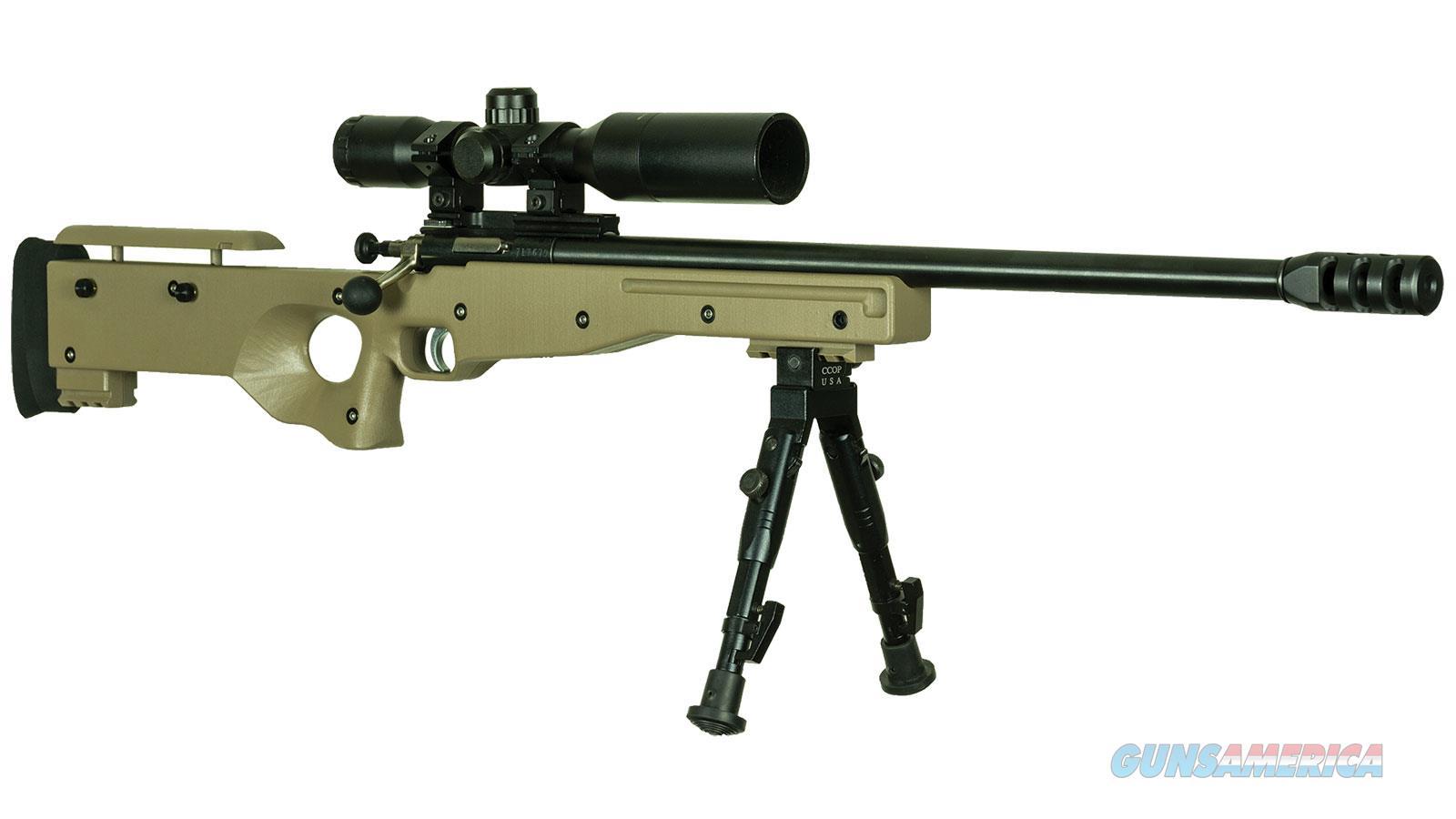 Keystone Sporting Arms Crkt Prec Rfl Pkg 22S/L/Lr KSA2152  Guns > Rifles > K Misc Rifles