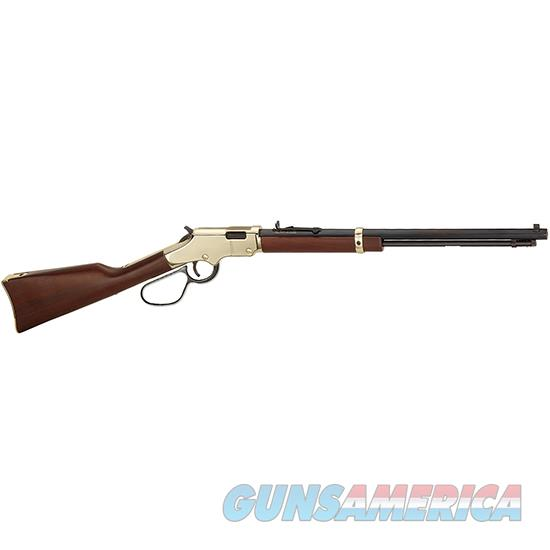 HENRY GOLDEN BOY 22LR 20 LARGE LOOP LEVER H004L  Guns > Rifles > Henry Rifle Company