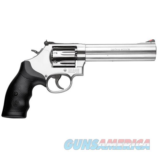 Smith & Wesson 686+ 357Mag 6 Ss 7Rd Sb Sg Ct Rr Wo Dt As Il 164198  Guns > Pistols > S Misc Pistols