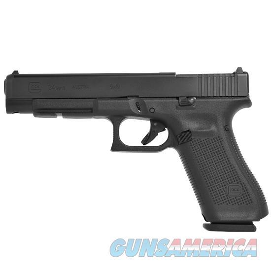 """Glock G34 Gen5 9Mm 5.3"""" 10Rd PG3430101MOS  Guns > Pistols > G Misc Pistols"""