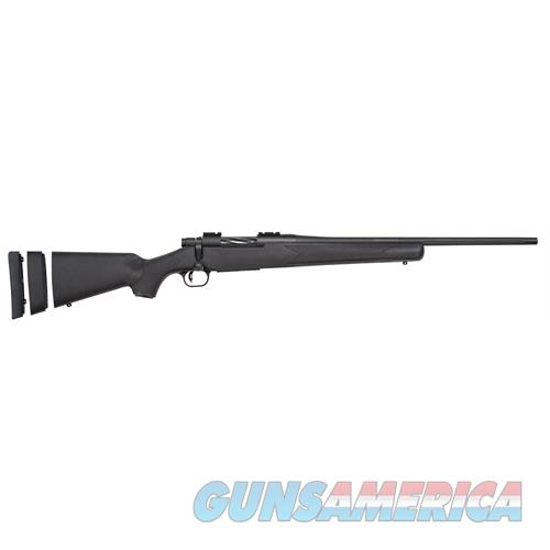 "Mossberg 27839 Patriot Youth Bolt 243 Win 20"" 5+1 Synthetic Black Stk Blued 27839  Guns > Rifles > MN Misc Rifles"