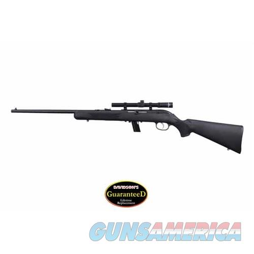 Savage Arms 64Fxlp 22Lr Sa 10R Scp Lh 40061  Guns > Rifles > S Misc Rifles
