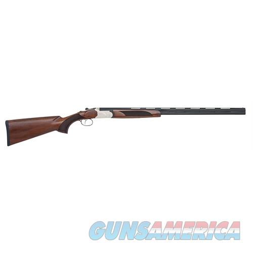 """Mossberg 75417 Silver Reserve Ii Field With Extractors Over/Under 410 Gauge 26"""" Fixed F/M 3"""" Black Walnut Stk Silver Engraved Rcvr Blued 75417  Guns > Rifles > MN Misc Rifles"""