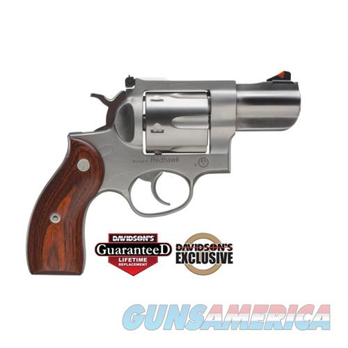 Ruger Rdhwk 41M Rev 2.7Ss De 5034  Guns > Pistols > R Misc Pistols