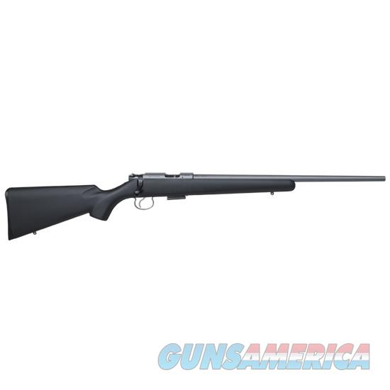 Czusa 455 American Ss 22Lr 20.5 Blk Syn 5Rd 02112  Guns > Rifles > C Misc Rifles