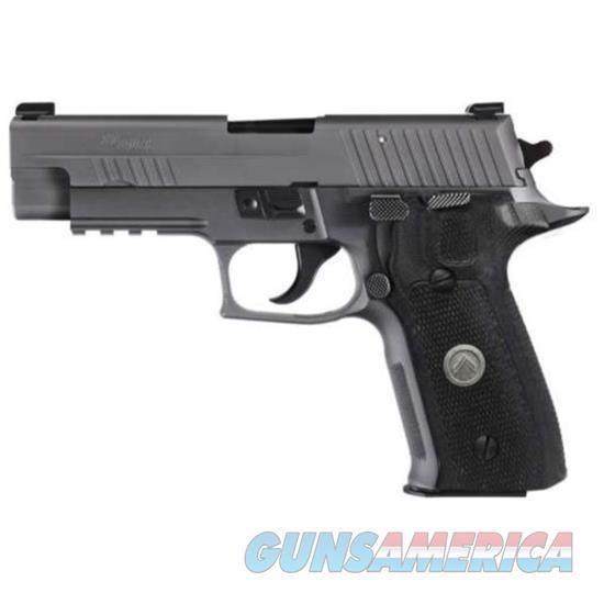 Sig Sauer P226 Legion 9Mm 4.4 Mid Sz Gry Xray 3 10Rd 226R-9-LEGION  Guns > Pistols > S Misc Pistols