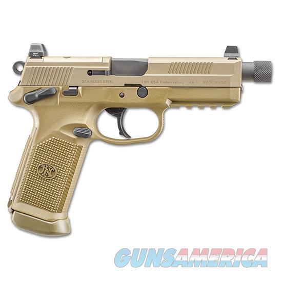 Fnx-45 Tac 45Acp Fde 10+1 Thrd 66982  Guns > Pistols > F Misc Pistols