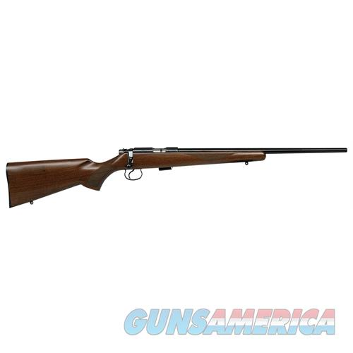Czusa 455 American 22Lr Ns 20.5 Walnut 5Rd 02110  Guns > Rifles > C Misc Rifles